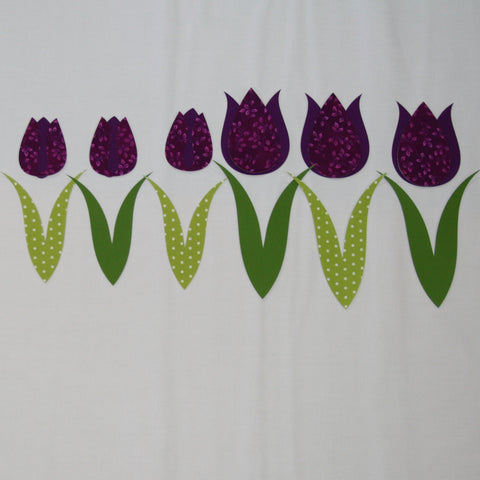 Fab Shapes Tulips