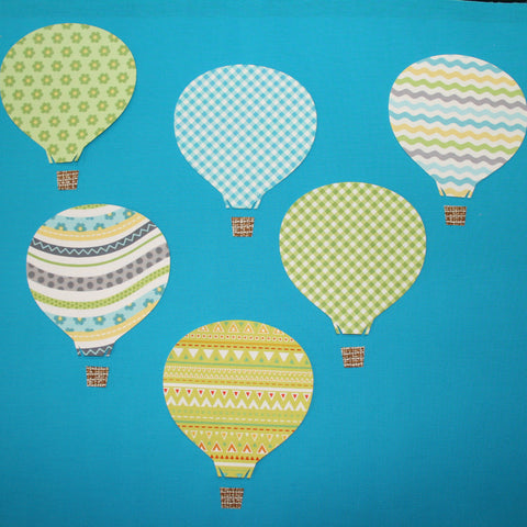 "Fab Shapes 4.5"" Hot Air Balloon"