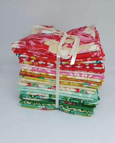 True Kisses - FIGO Fabrics Fat Quarter Bundle
