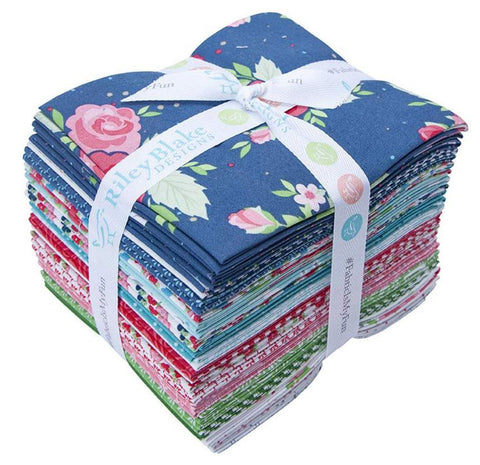 Winifred Rose Fat Quarter Bundle