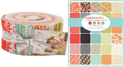 Farmhouse 11 Jelly Roll