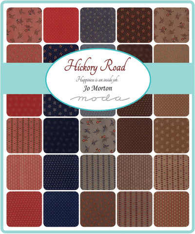Hickory Road Jelly Roll by Jo Morton