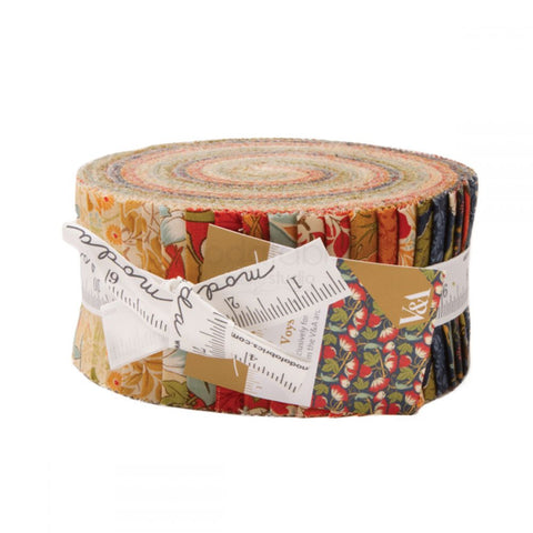 Voysey Jelly Roll