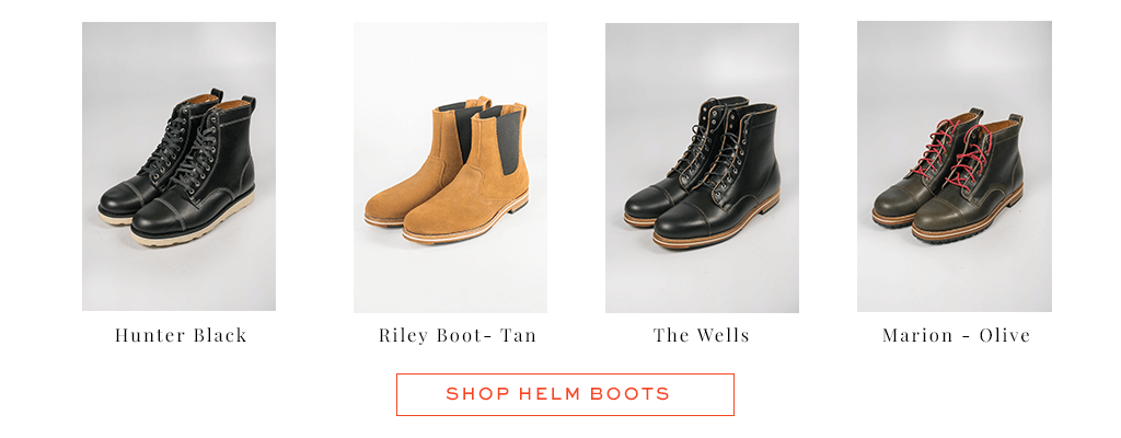 Helm Boots Riley-Hunter-Marion-Wells
