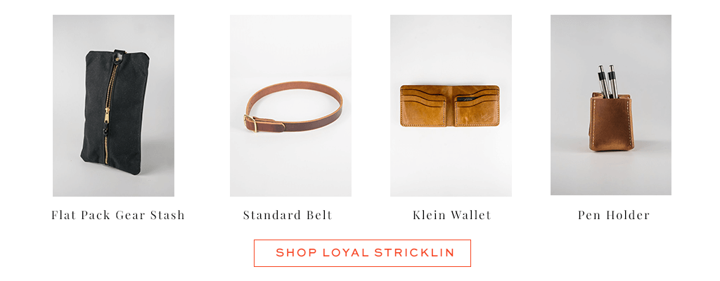 Shop Loyal Stricklin