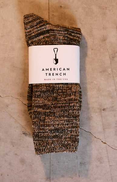 American Trench Harvest Socks