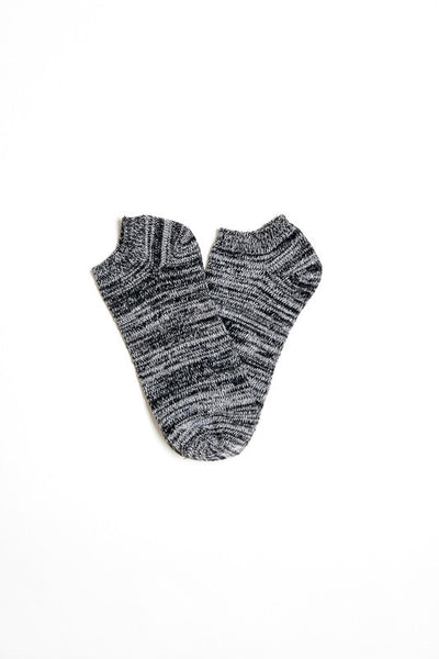 American Trench Pavement Footie Sock