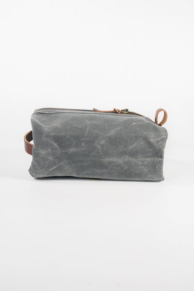 Bradley Mountain Charcoal Dopp Kit