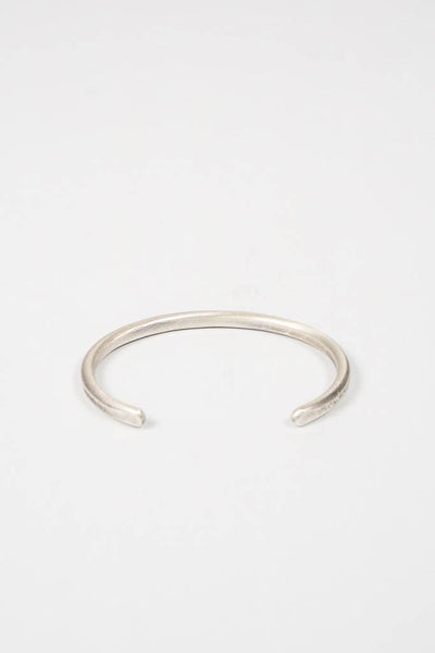 Cause & Effect Hammered Sterling Cuff