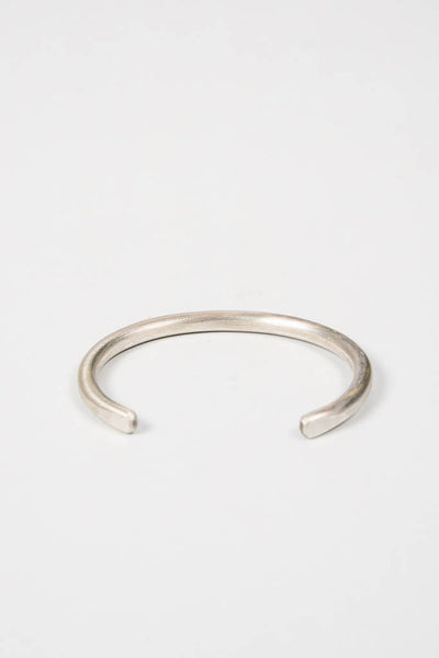Cause & Effect Thin Sterling Cuff