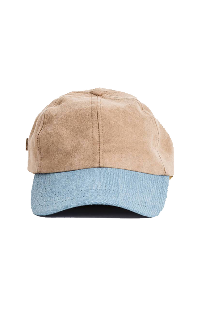 Color Block Cap