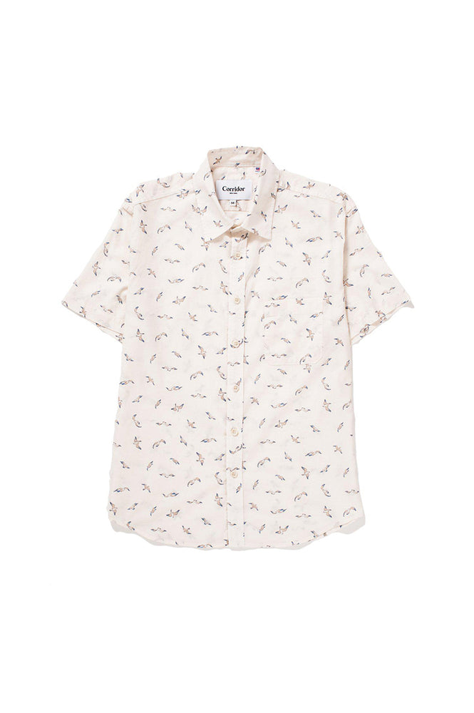 Colored Gulls Shirt