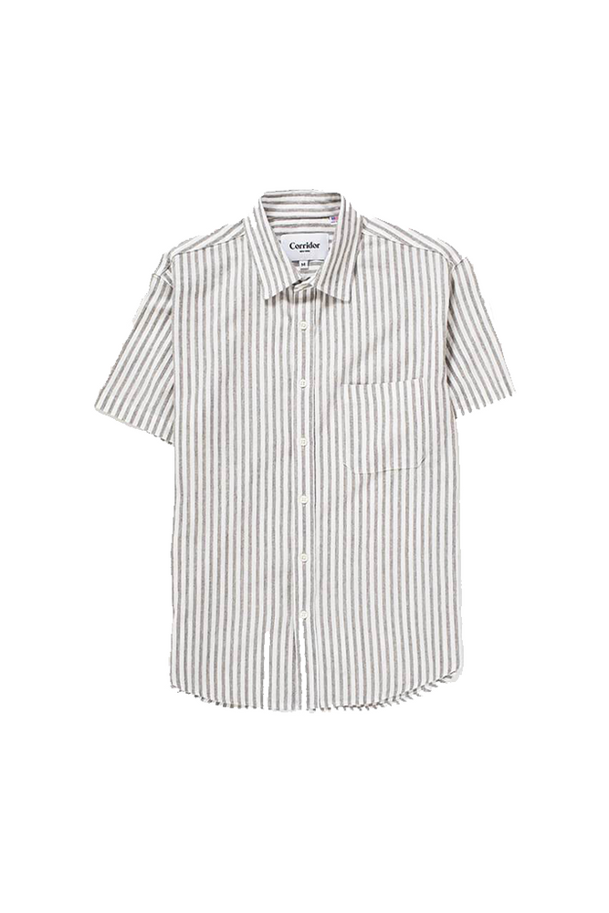 Natural Stripe Shirt