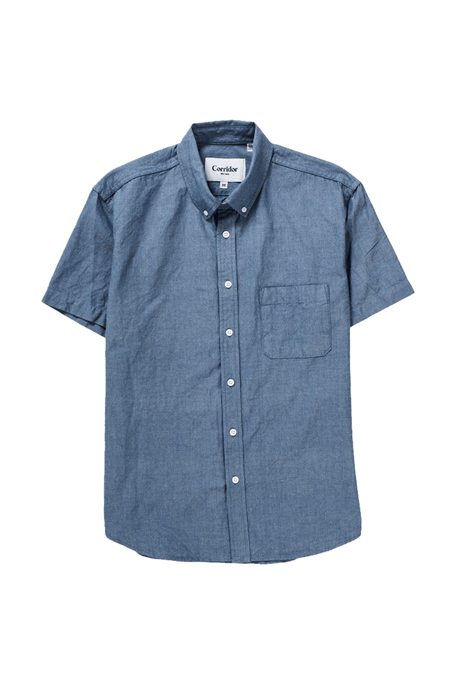Summer Chambray Shirt