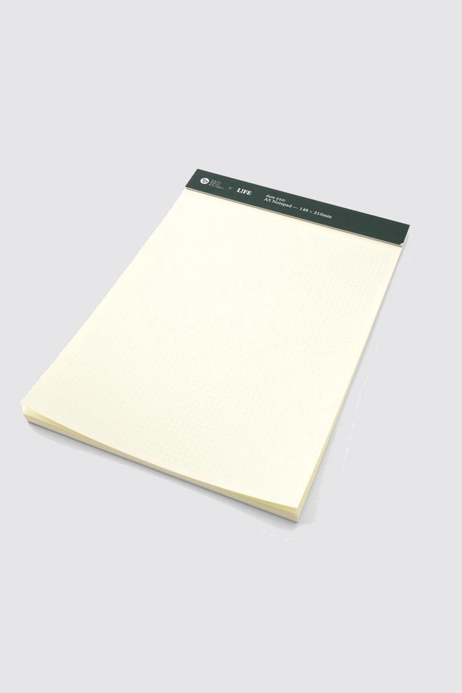 A5 Notepad - Unlined