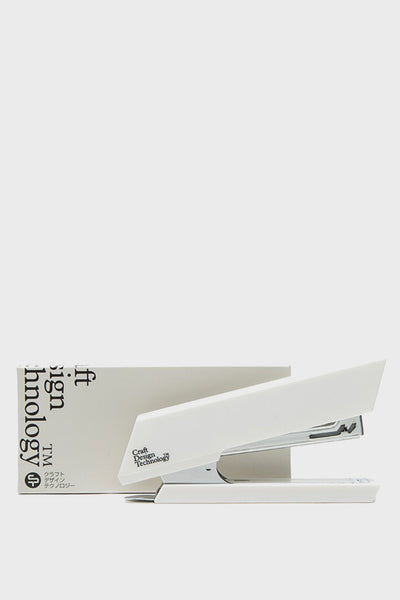 Craft Design Technology White Stapler