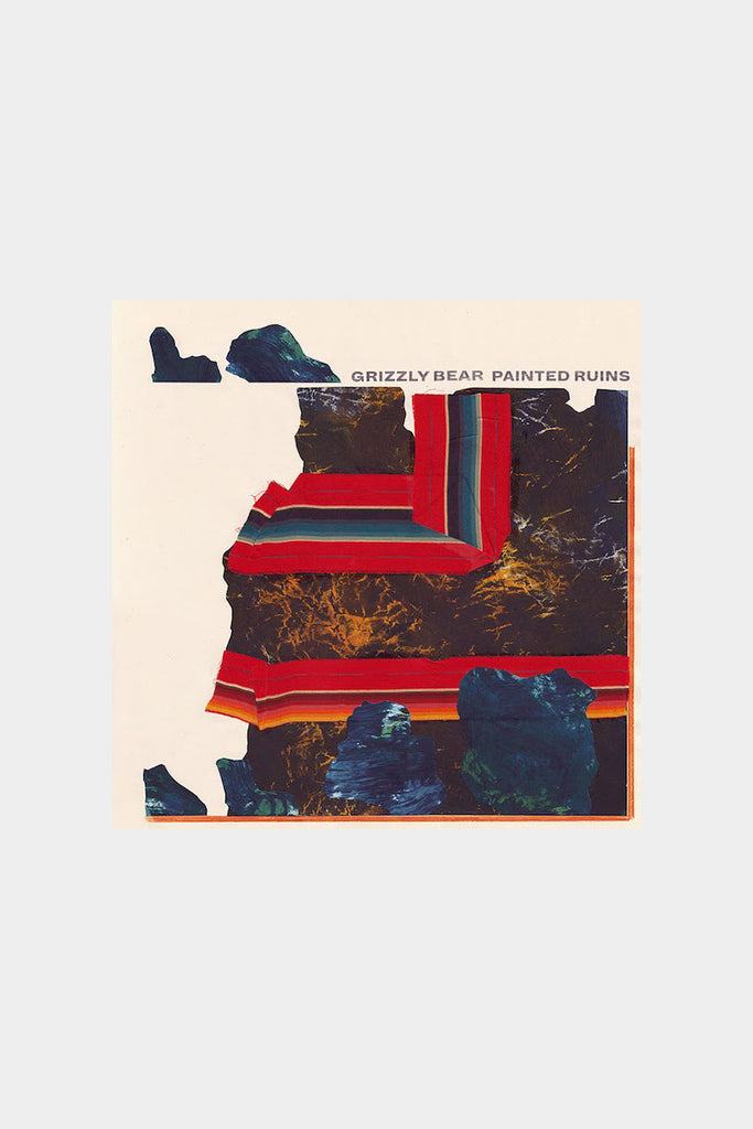 Grizzly Bear Painted Ruins Vinyl
