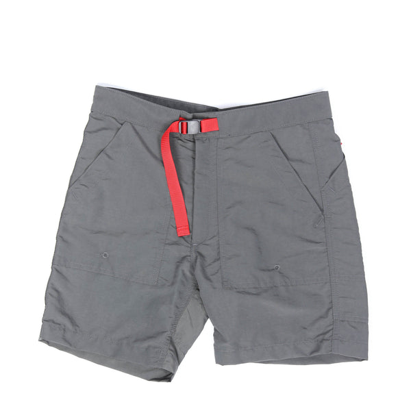 Topo Designs Charcoal Lightweight Mountain Shorts