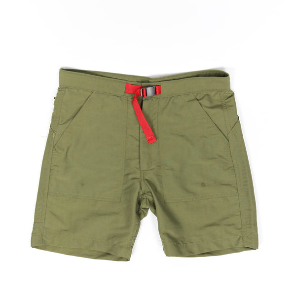 Topo Designs Olive Lightweight Mountain Shorts