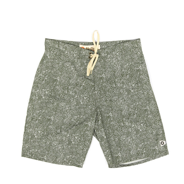 Mollusk Jungle Swim Trunks