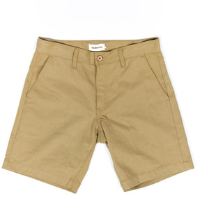 Taylor Stitch Khaki Traveller Shorts