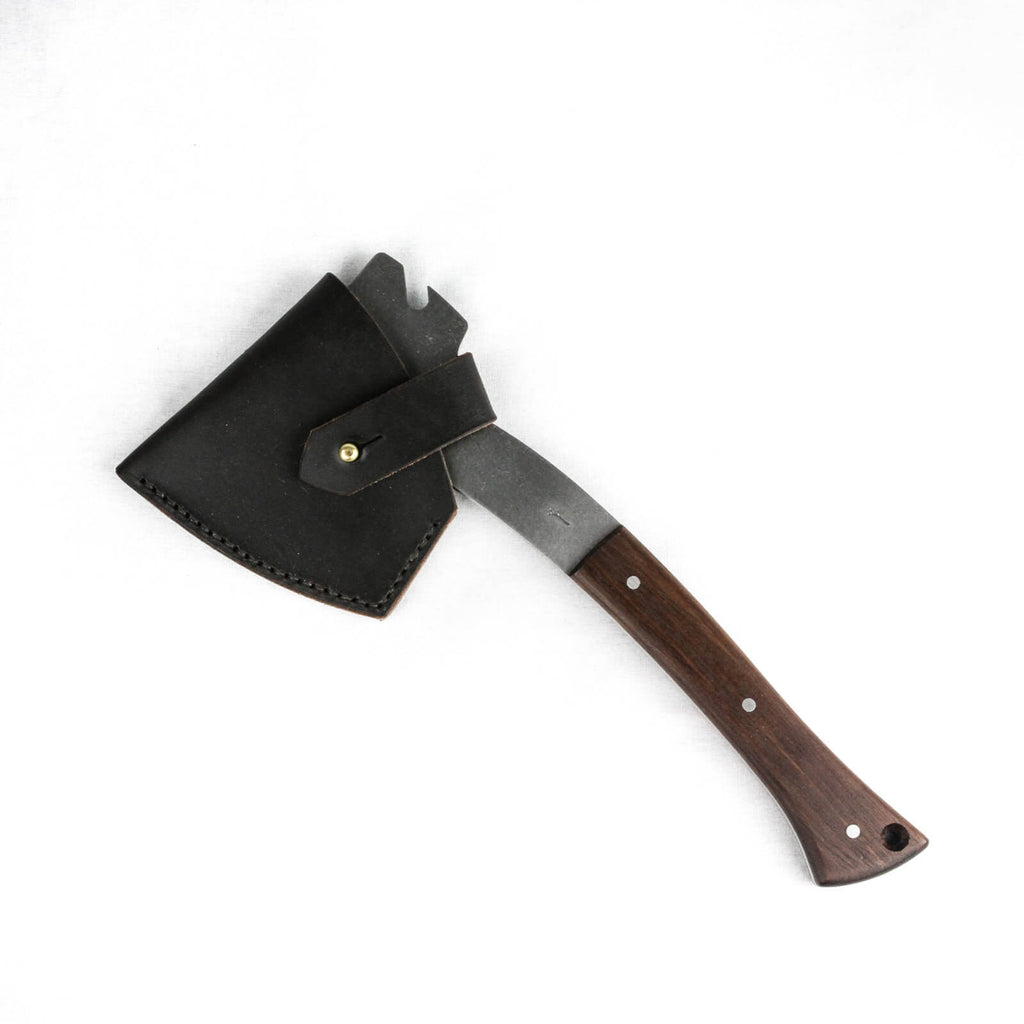 Wood n Steel Hackberry Rosewood Hatchet
