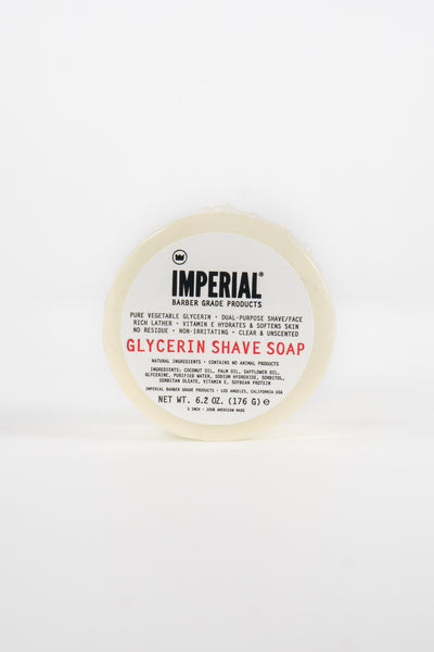 Imperial Barber Shave Soap Puck