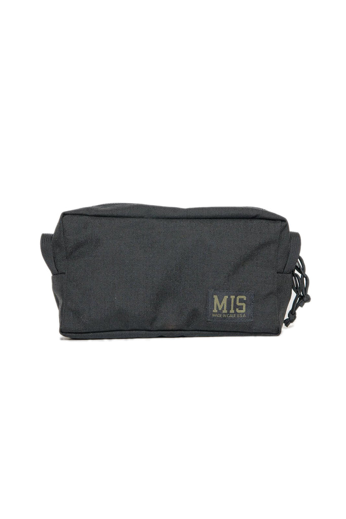 Large Mesh Dopp Kit - Black