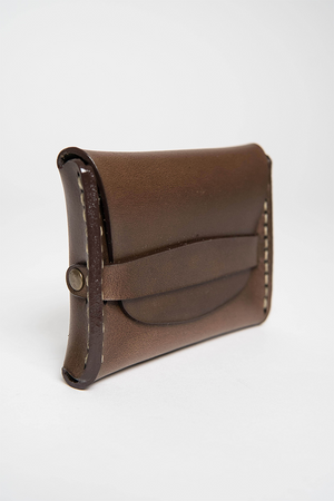 Makr Bark Flap Wallet