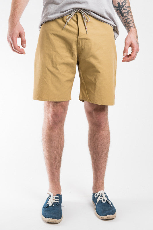 Mollusk Dark Mustard Pennant Trunks