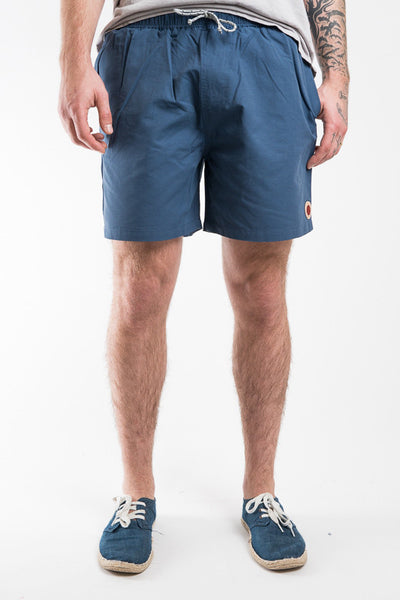 Mollusk Nippon Blue Vacation Trunks