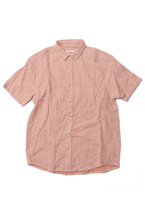 a018313ce1bc Summer Shirt - Rust Pin Stripe – Weathered Coalition
