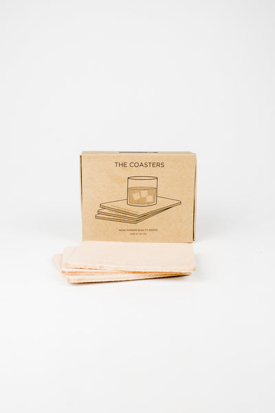 Noah Marion Natural Coasters