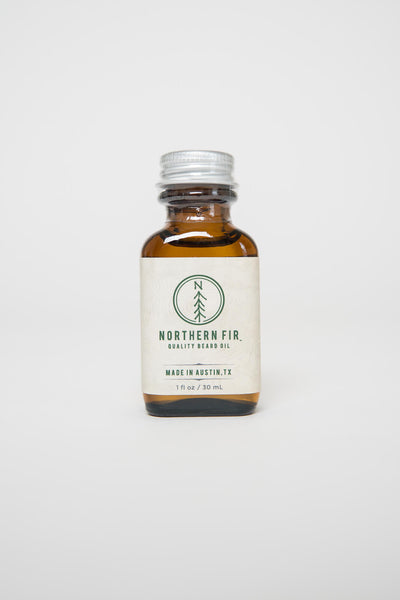 Northern Fir Beard Oil