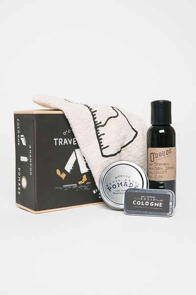 O Douds Apothecary Traveller Kit