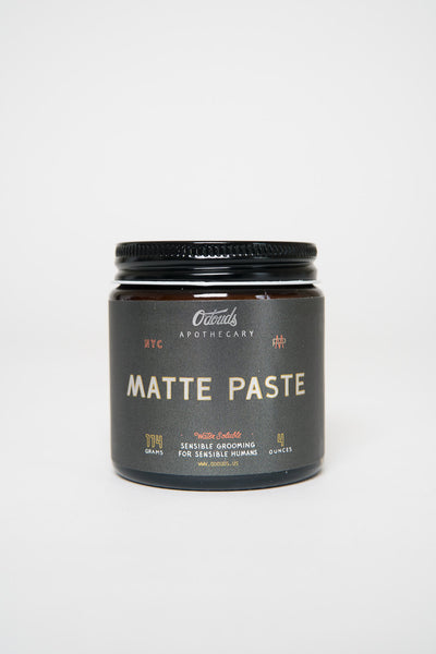 O'Douds Matte Paste Hair Product