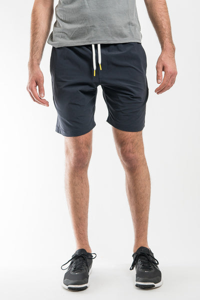 Oliver's Apparel Graphite All Over Short