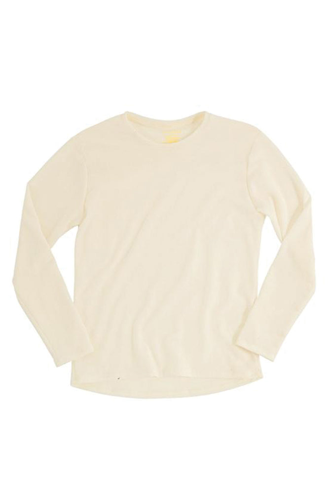 Terminal Long Sleeve Tee - Ivory