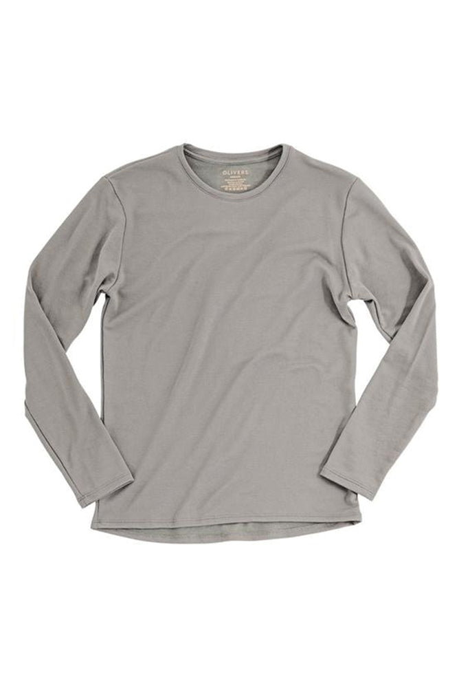Terminal Long Sleeve Tee - Smoke
