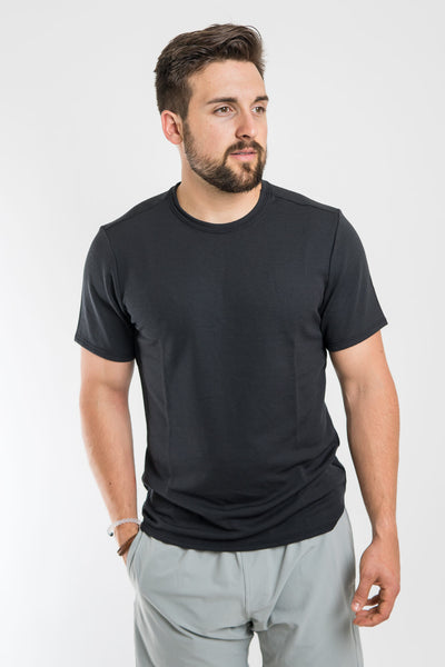 Oliver's Apparel Graphite Terminal Tee