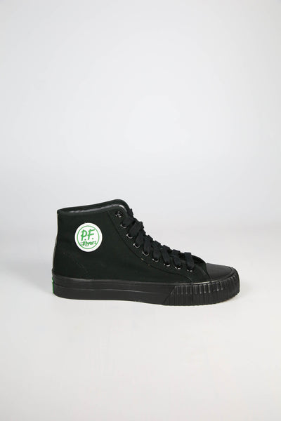 Center Hi Canvas Black PF Flyers Sneakers