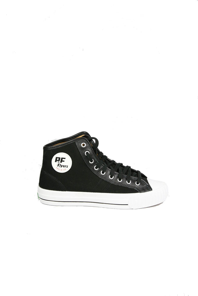 Made In USA - Center Hi -Black