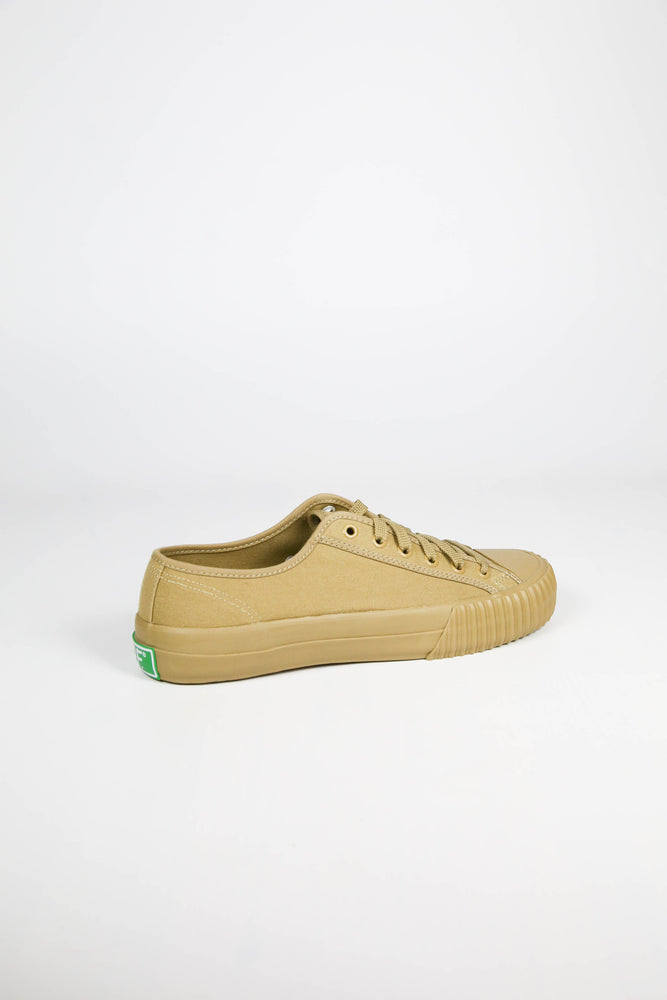 PF Flyers Tan Center Lo Sneakers