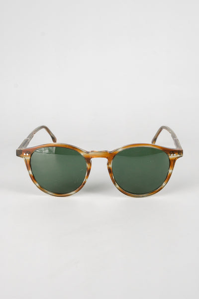 Pantos Paris 1266 Tortoise Flamed Sunglasses