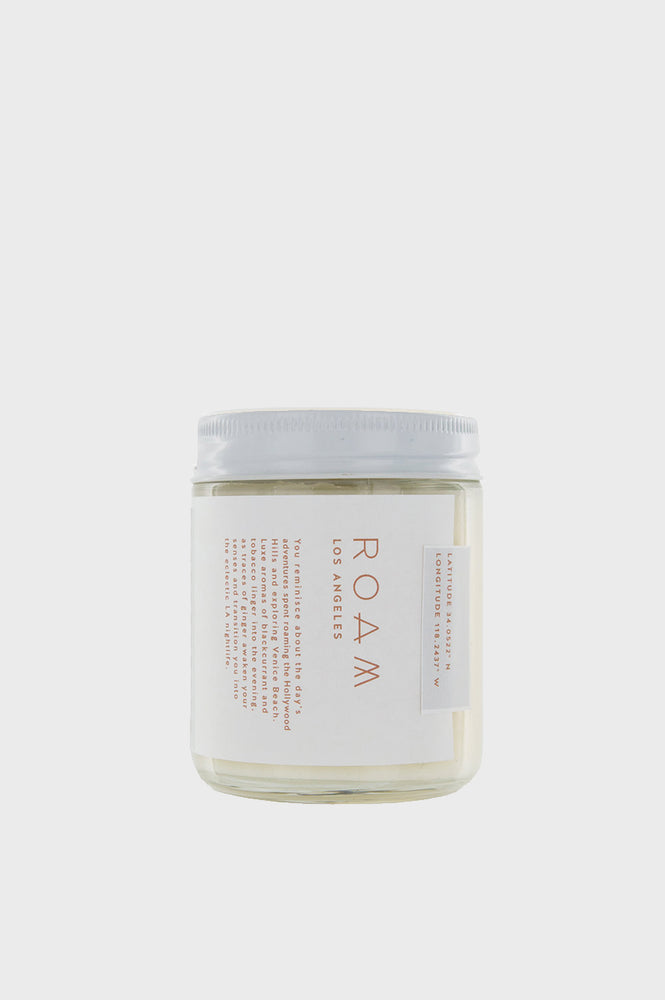 Roam - Los Angeles Soy Wax Candle