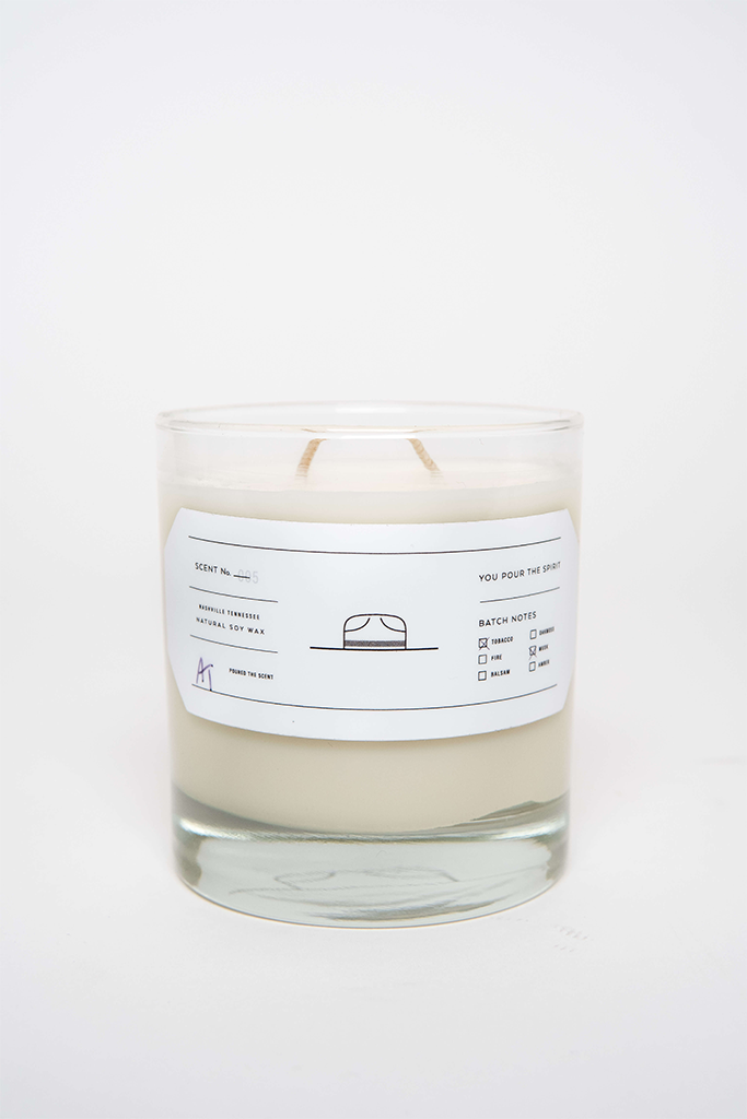 Ranger Station Tobacco and Musk Candle