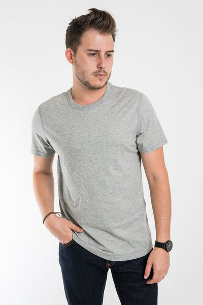 Reigning Champ Grey Set In Tee