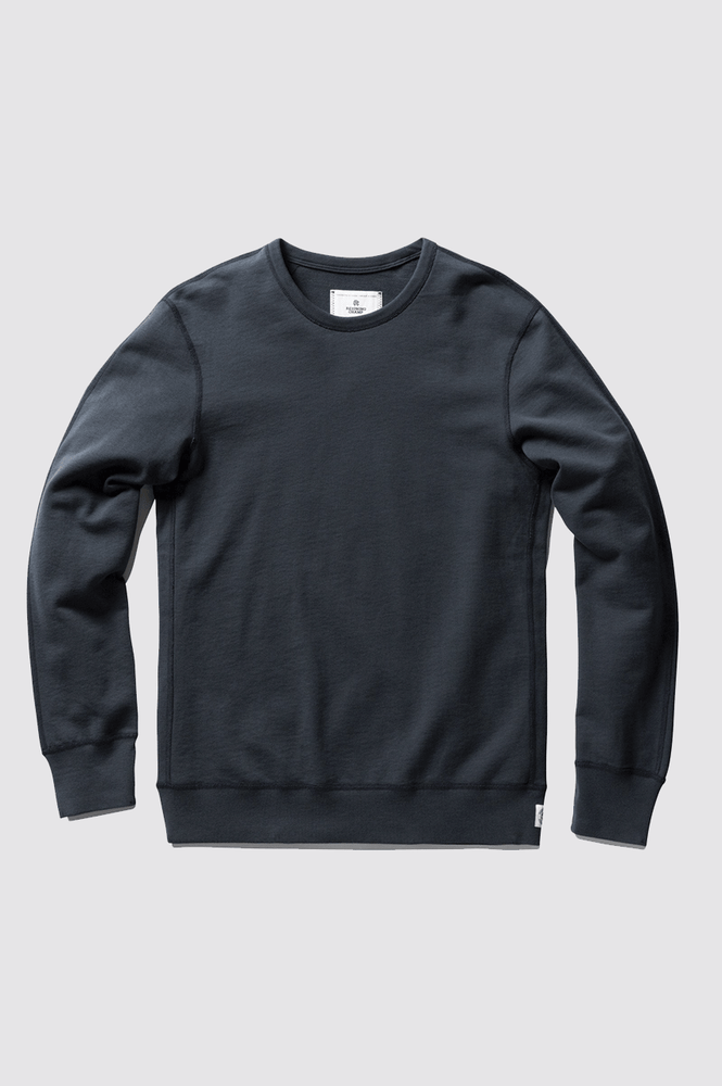 Reigning Champ Lightweight Crewneck- Steel