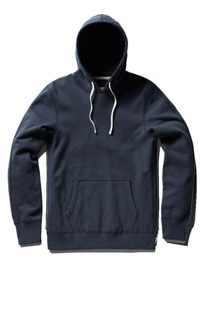 Reigning Champ Side Lightweight Pullover Hoodie - Steel