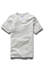 Ringspun Tee - Heather Ash